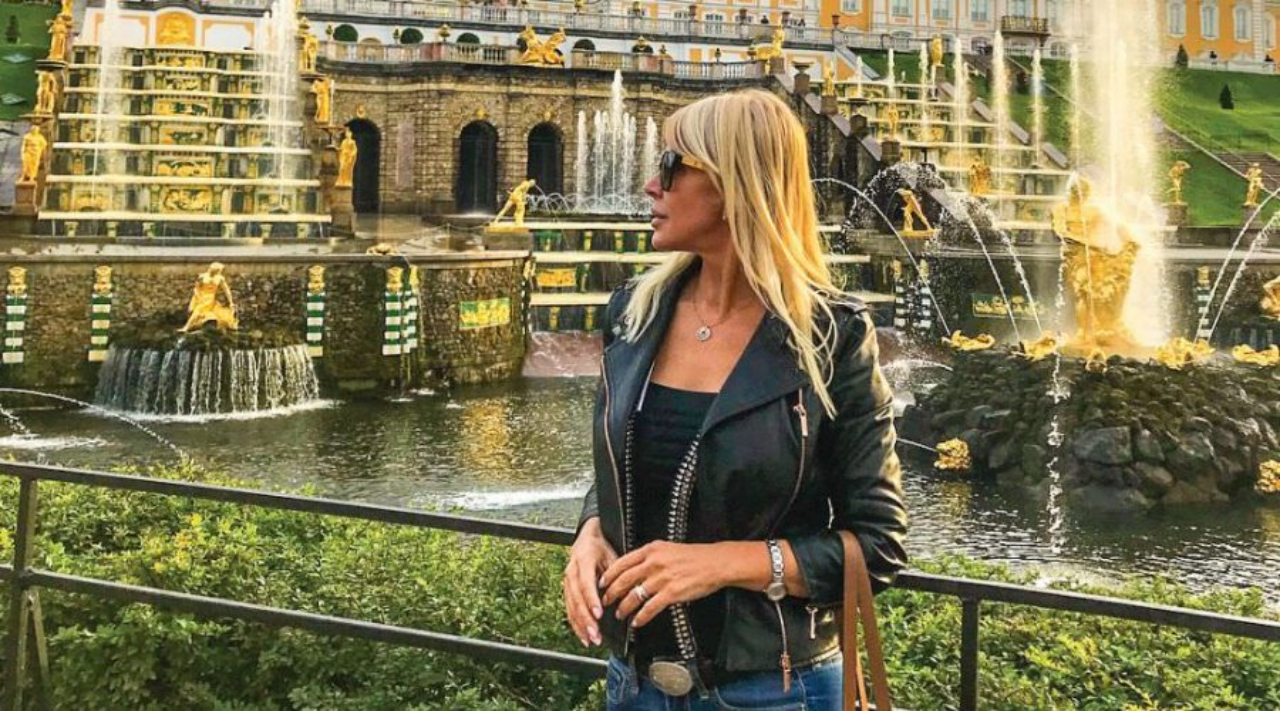 OLIVERA JOVICEVIC: HOW ST. PETERSBURG BECAME MY SECONDE HOME