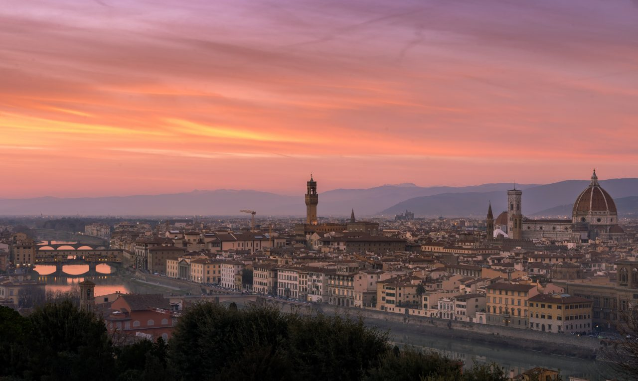 FLORENCE-THE CITY YOU RETURN TO