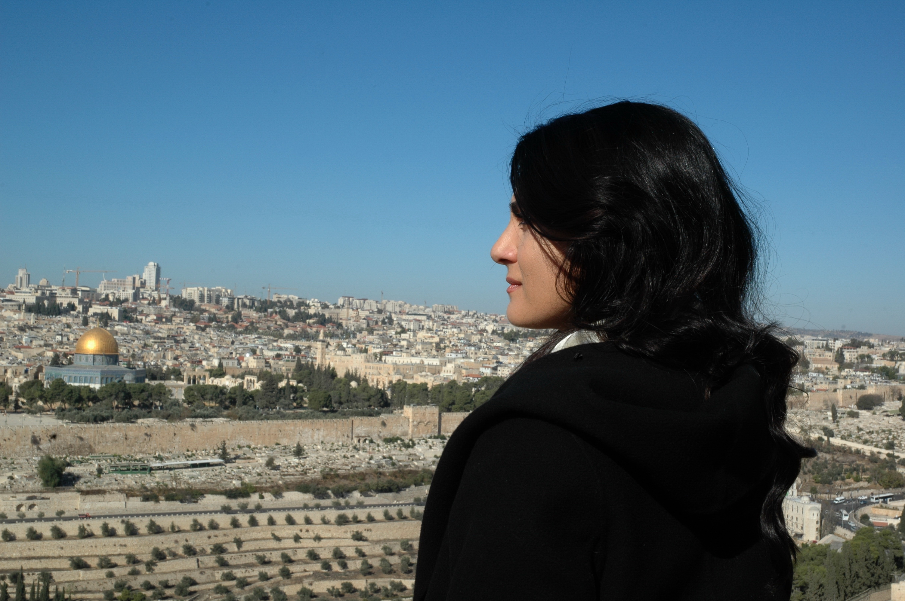VJERA MUJOVIĆ: JERUSALIM – SVETI GRAD