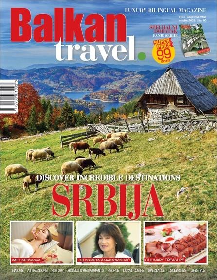 Luksuzni bilingvalni magazin o putovanjima uskoro pred čitaocima u Srbiji i regionu
